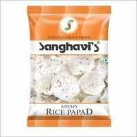 Rice Papad Ajwain