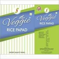 Rice Papad Jeera Katran