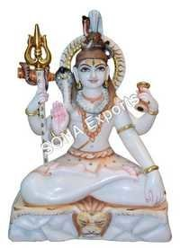 Beautiful Shiva Statue