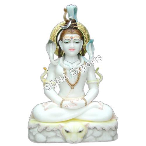 Makrana marble Shiva Murti