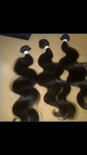 Soft Curl Weaved Hair