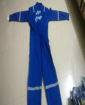 Boiler Suit With 1