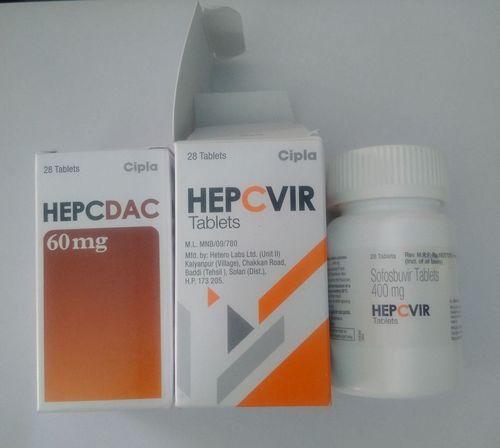 Cipla Sofosbuvir And Daclatasvir