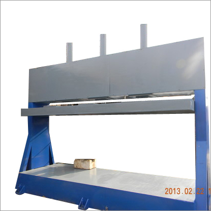 Woodworking Cold Press Machine