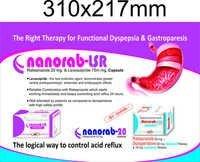 Nanorab-LSR Cap.