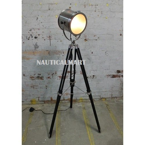 Marine Nautical Spot Search Light Floor Lamp For Living Room