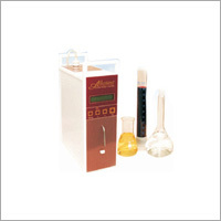 Alcohol Contents Volume Percentage Ultrasonic Analyser