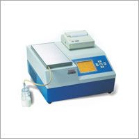 Appliance for Routine Testing of Milk Constituents
