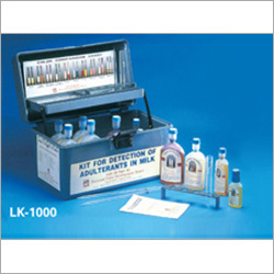 Milk Adulteration Test Kit(Large)
