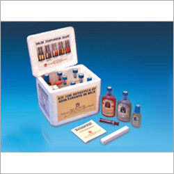 Milk Adulteration Test Kit(Medium)
