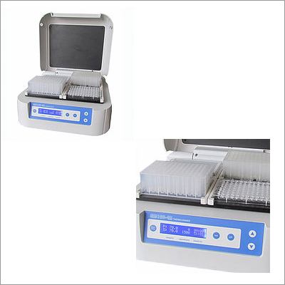 Microplate Thermo Shaker