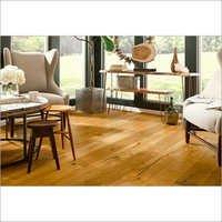 Living Room Wooden Flooring