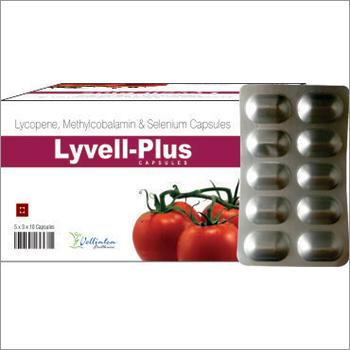 Lycoper Methylcobalamin Sekenium Capsules