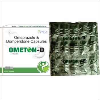Omeprazole Domperidone Capsules