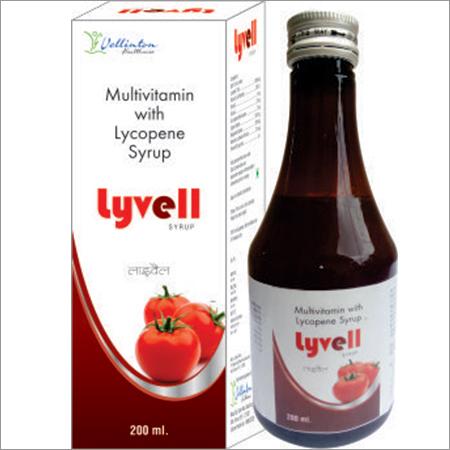 Multivitamin Lycopene Syrup