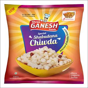 Special Shabudana Chiwda