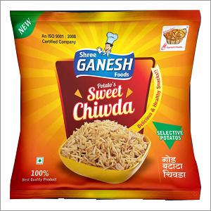 Potato Sweet Chiwda