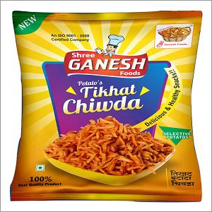 Potato Tikhat Chiwda