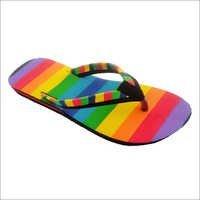 Low Heel Flip Flop