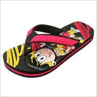 Printed Beach Slipper