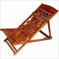 Wooden Balcony Chair