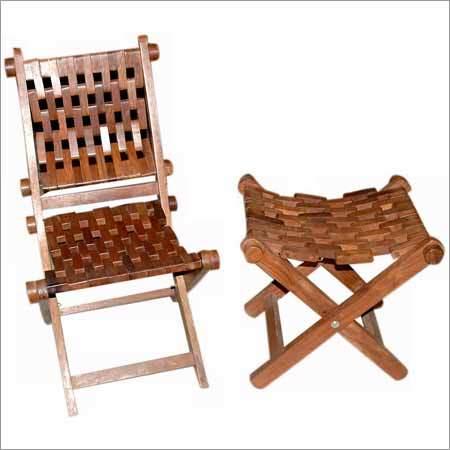 Modular Wooden Chair