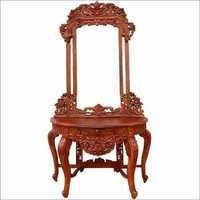 Antique Wooden Dressing Table