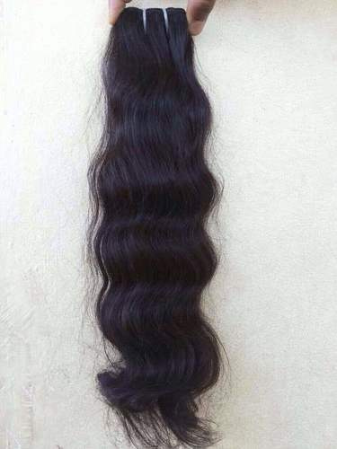 Single Donor Virgin Wefts Hair