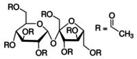 D-(+)-Sucrose octaacetate