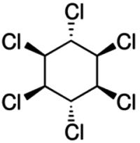 β−BHC solution