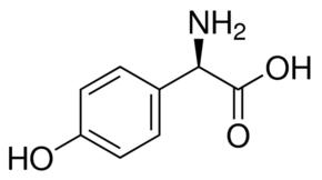 D-α-(4-Hydroxy-phenyl)glycine