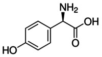 D-α-(4-Hydroxy-phenyl)glycine