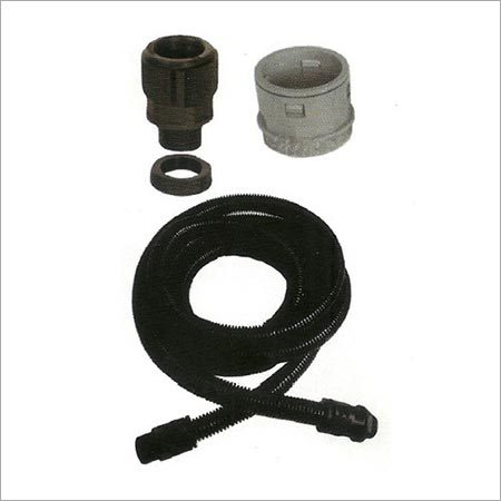 Quick Coupling Flexible Conduit Gland Adapter Pipe