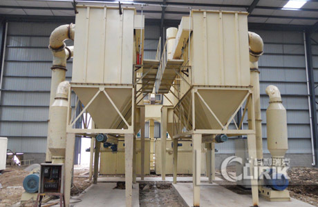 Calcium Hydroxide Grinding Mill Machine