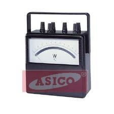 Portable wattmeter