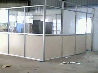 Aluminium Fabrication Work