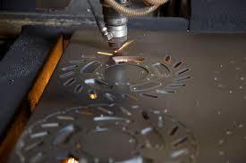 Laser Cutting Work