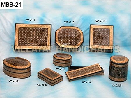 Papier Mache Craft Boxes