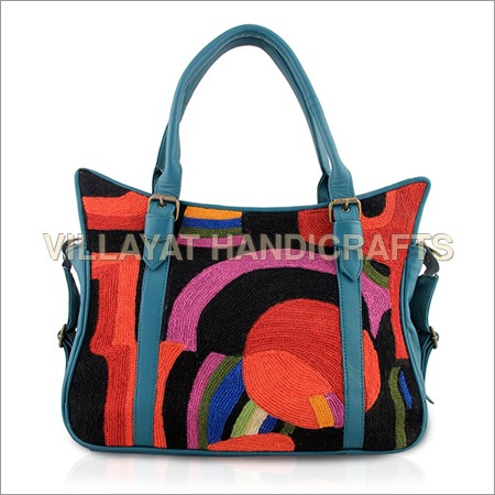 Suede Leather Handbags