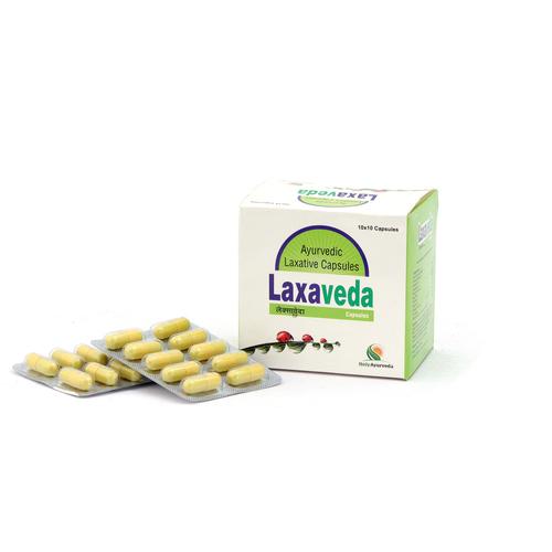 ayurvedic laxative capsule