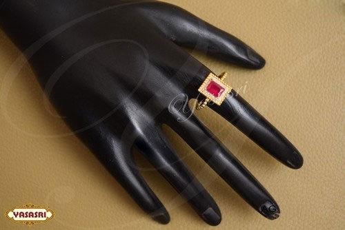Women Design Finger Ring