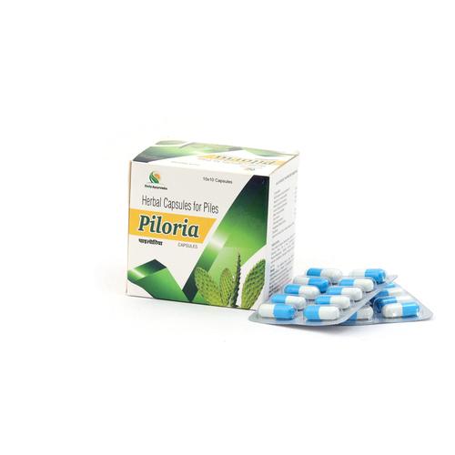 Piloria Capsule