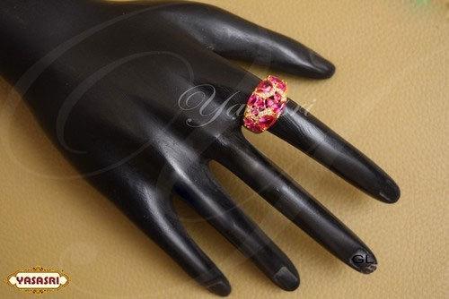 Trendy Design Finger Ring