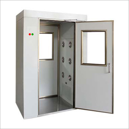 Cleanroom Air Showers