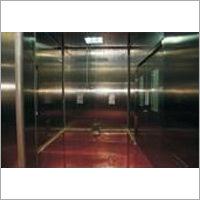 Stainless Steel Cleanroom