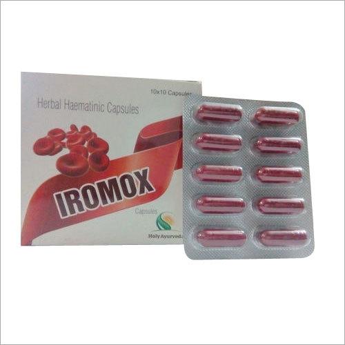 ayurvedic iron capsule