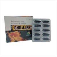 Shilajeet capsule