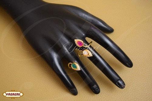 latest Womens Finger Ring