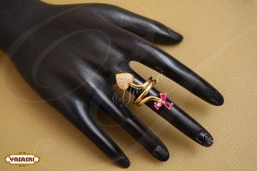 Women Fnacy Design Finger Ring