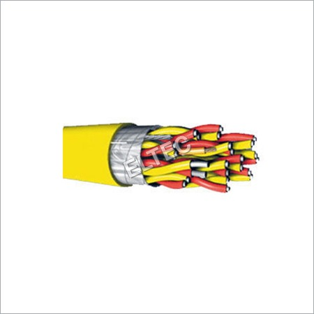 Individual & Overall Shielded Thermocouple Extension Cable